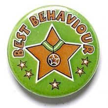 Best Behaviour Badge